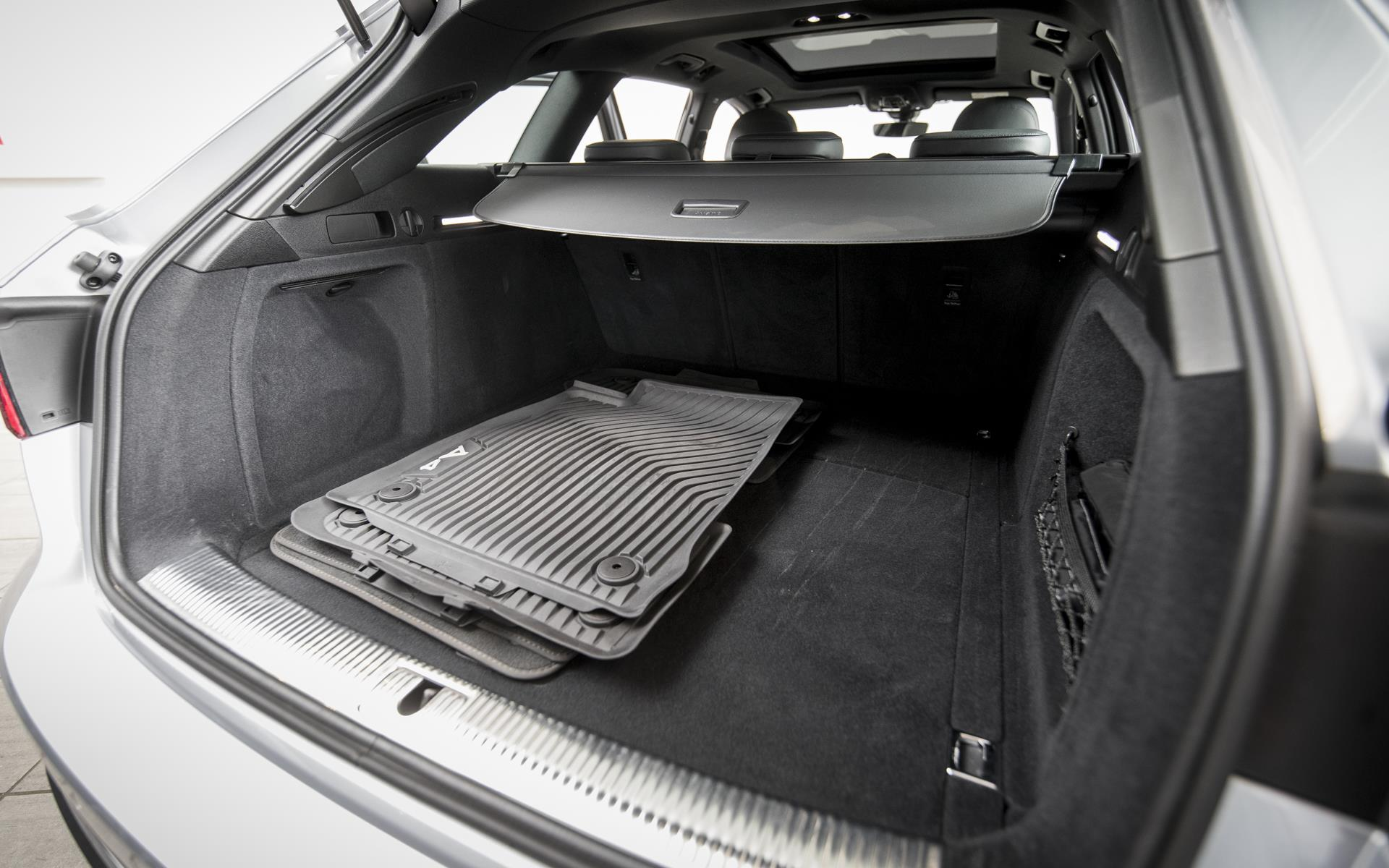 40 Avant 2,0 TDI Quattro S-Tronic 190HK Stc  image15