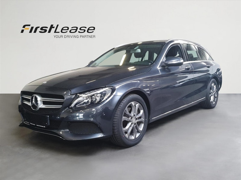 Mercedes-Benz 2,1 Bluetec 7G-Tronic Plus 170HK 7g Aut.