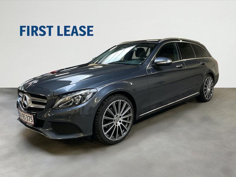 Mercedes-Benz 2,1 Bluetec 7G-Tronic Plus 170HK 7g Aut.