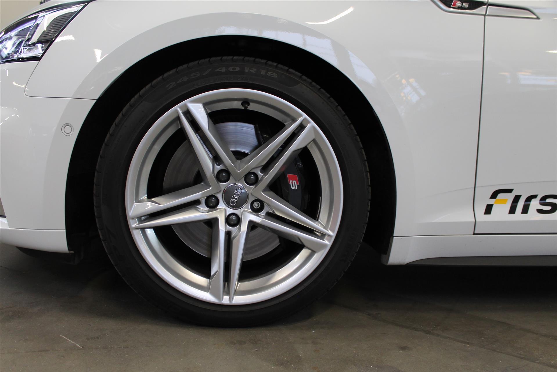 Sportback 3,0 TFSI Quattro Tiptr. 354HK 5d 8g Trinl. Gear image1