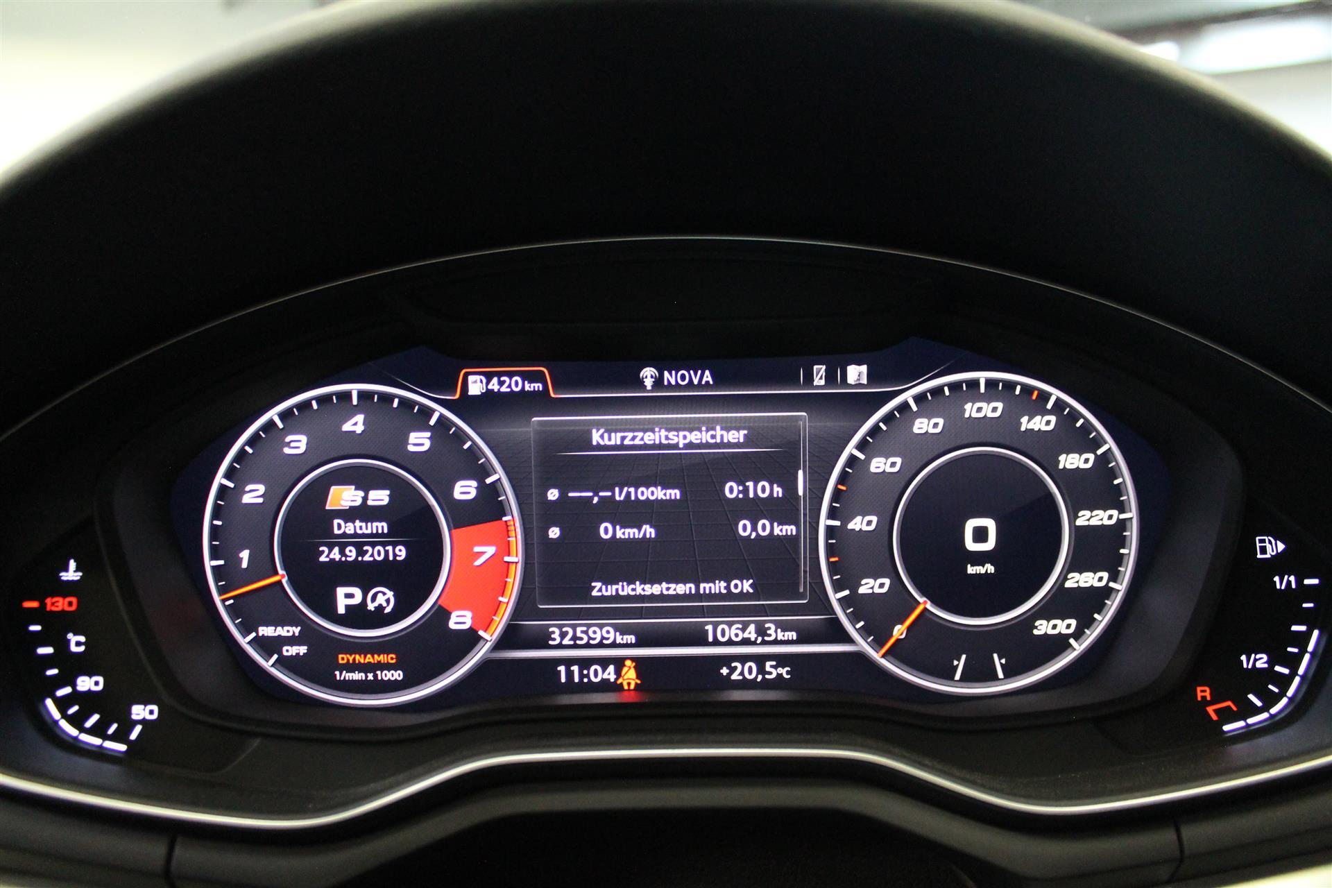 Sportback 3,0 TFSI Quattro Tiptr. 354HK 5d 8g Trinl. Gear image4