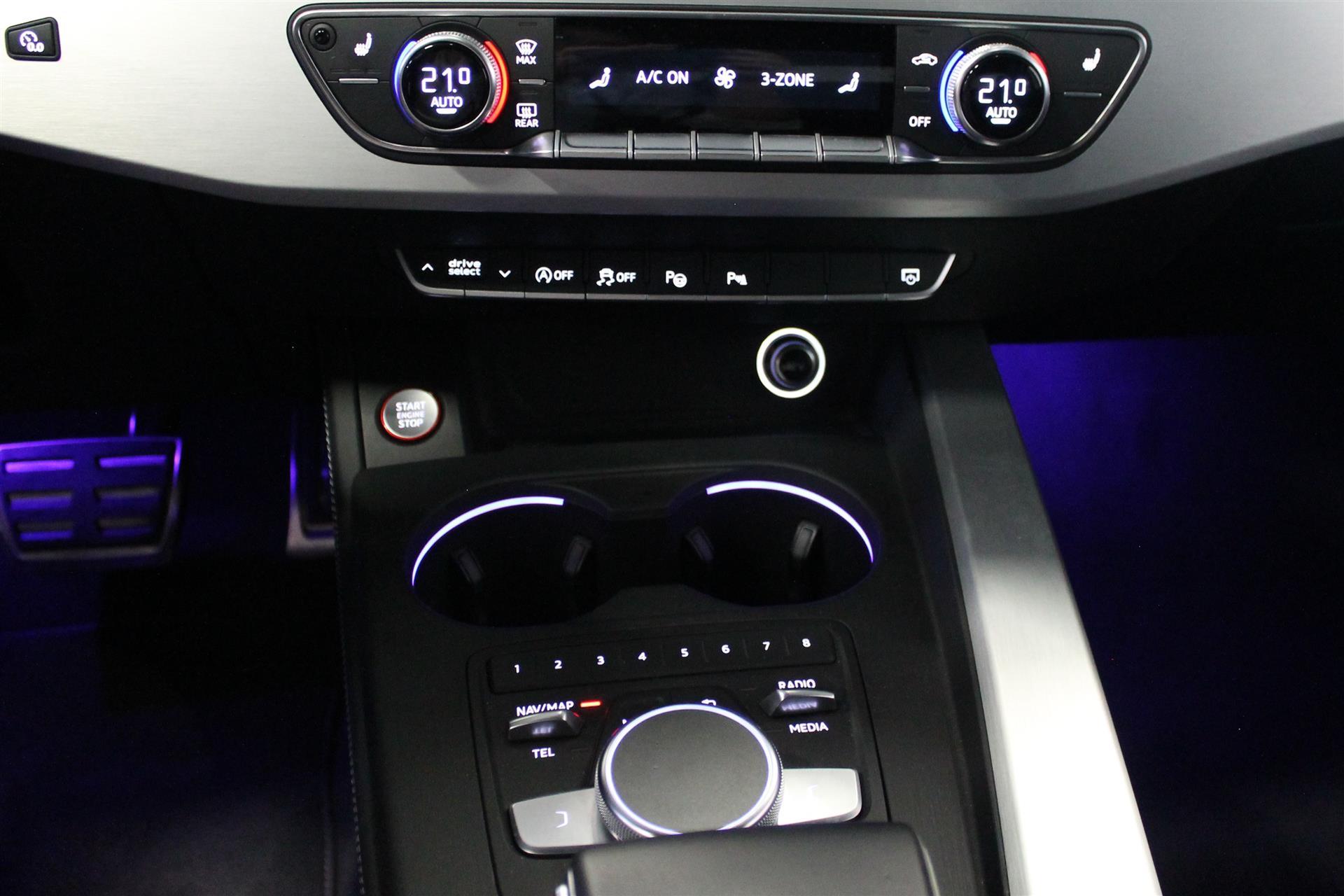 Sportback 3,0 TFSI Quattro Tiptr. 354HK 5d 8g Trinl. Gear image6