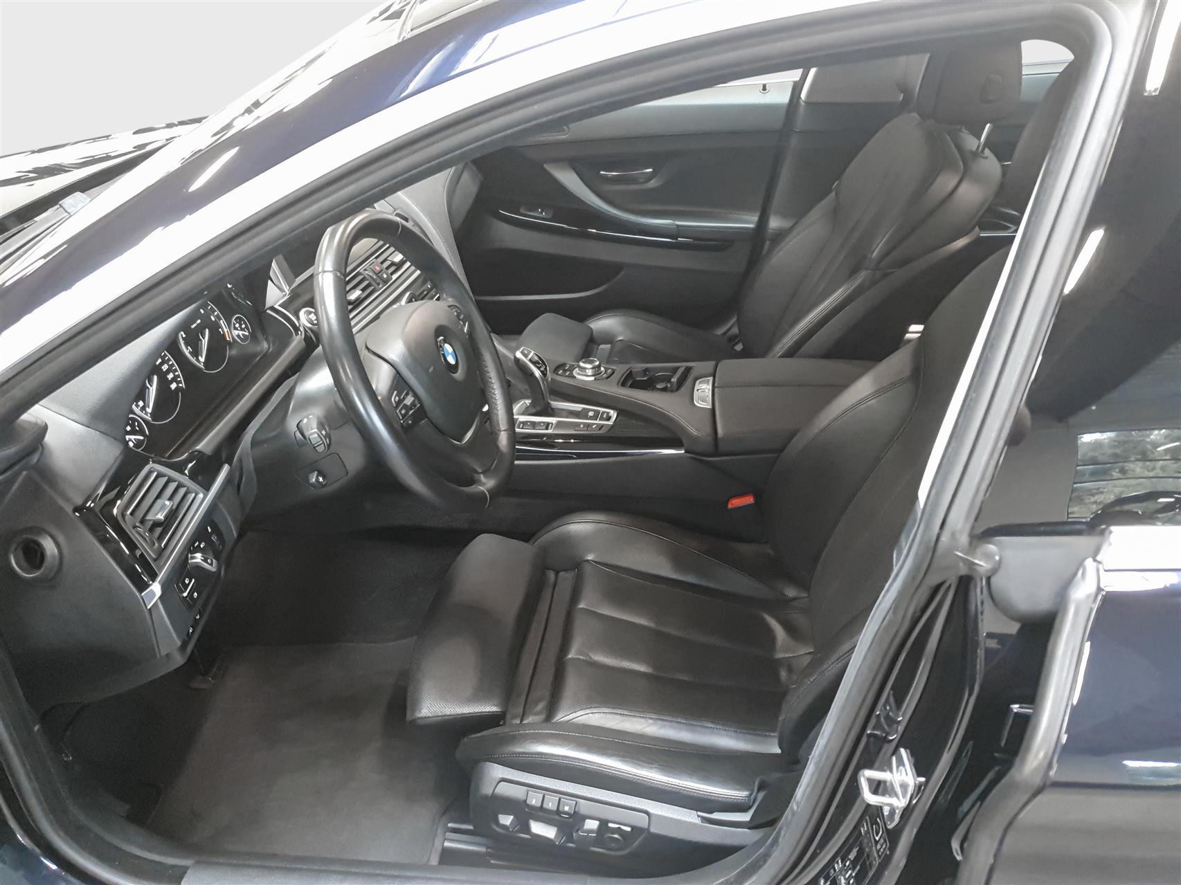 Gran Coupé 3,0 Steptronic 320HK 4d 8g Aut. image1
