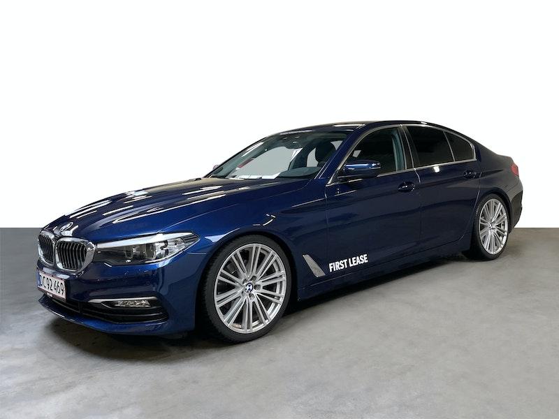 BMW 2,0 EfficientDyn. Steptronic 190HK 8g Aut.