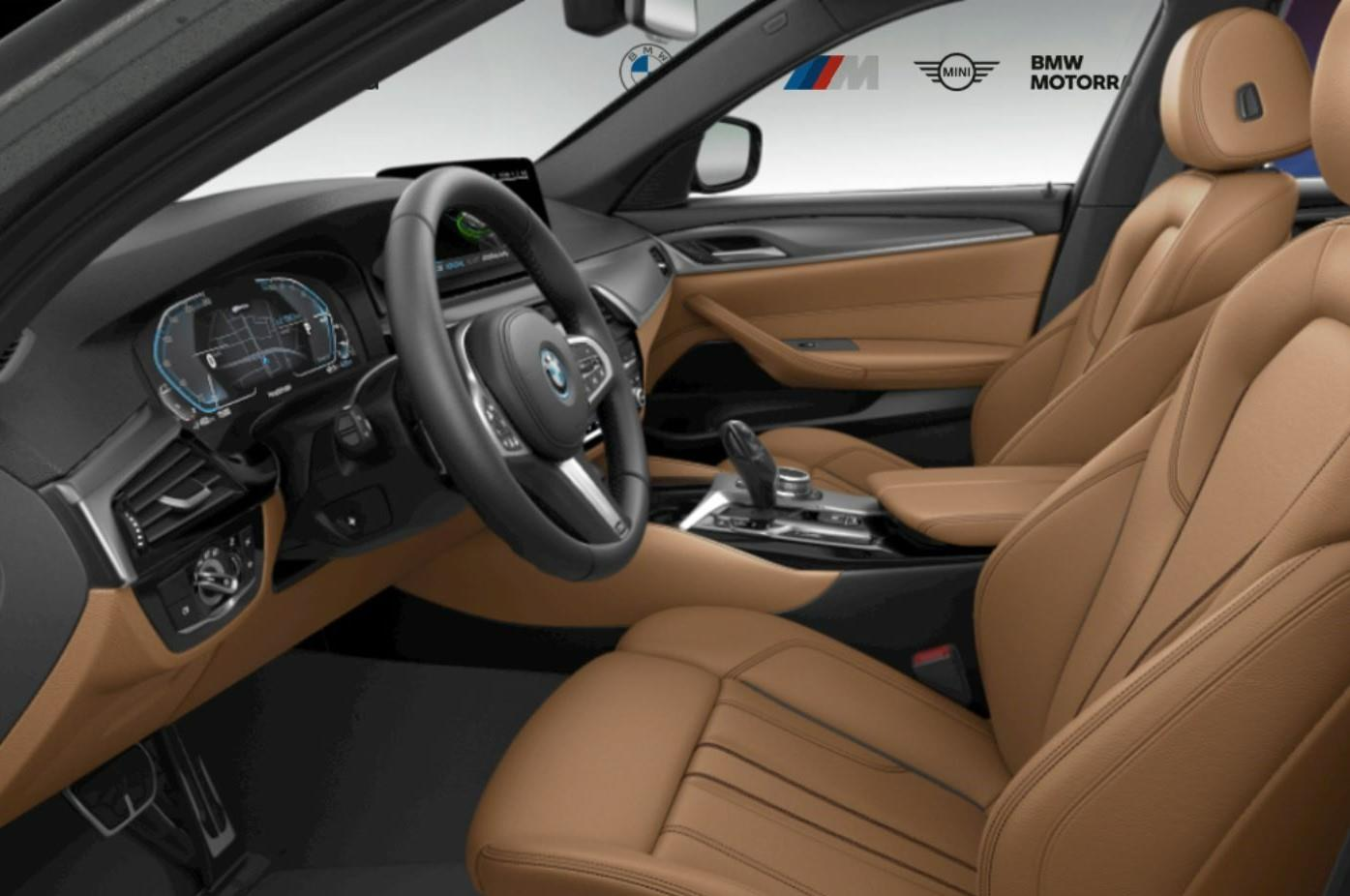 Touring 2,0 Plugin-hybrid M-Sport Plus Steptronic 293HK Stc 8g Aut. image8