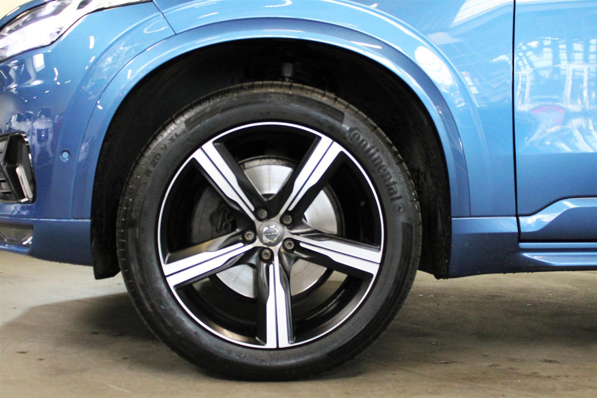 7 Sæder 2,0 D5 R-design AWD 235HK 5d 8g Aut. image1