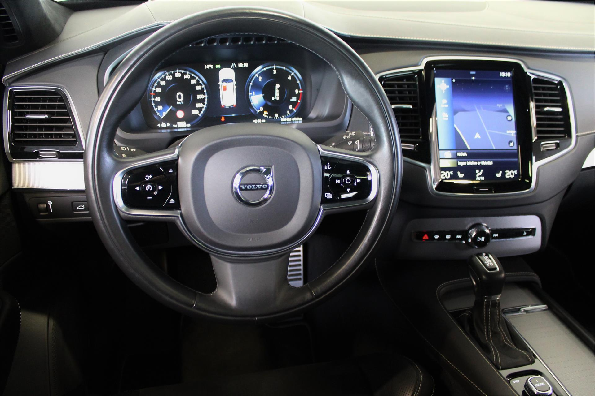 7 Sæder 2,0 D5 R-design AWD 235HK 5d 8g Aut. image11