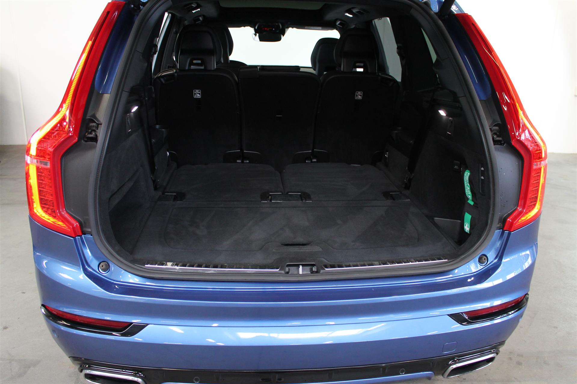7 Sæder 2,0 D5 R-design AWD 235HK 5d 8g Aut. image13