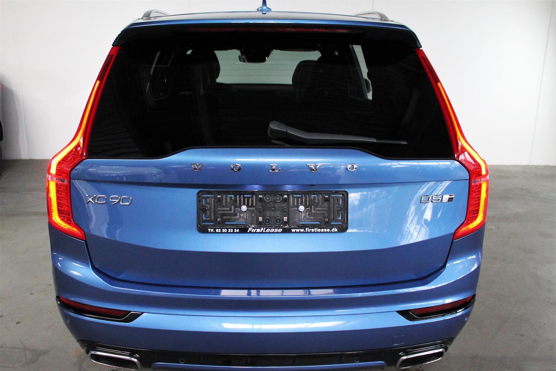 7 Sæder 2,0 D5 R-design AWD 235HK 5d 8g Aut. image15