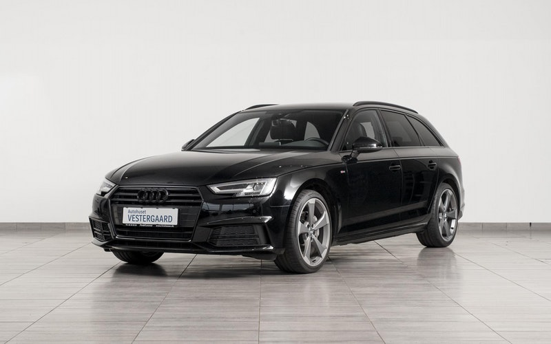 Audi Avant 2,0 TDI S-Line Black Edition TipTronic 190HK Stc