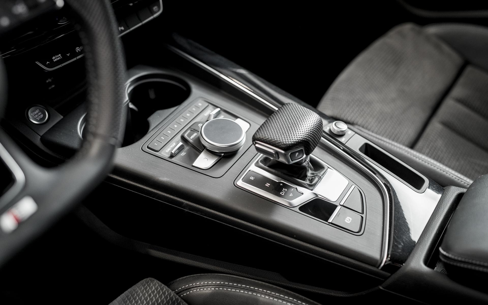 Avant 2,0 TDI S-Line Black Edition TipTronic 190HK Stc  image6