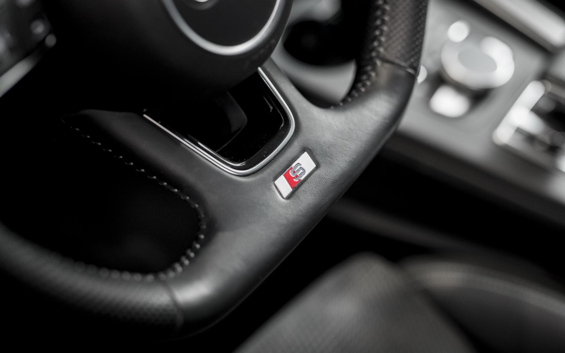 Avant 2,0 TDI S-Line Black Edition TipTronic 190HK Stc  image7