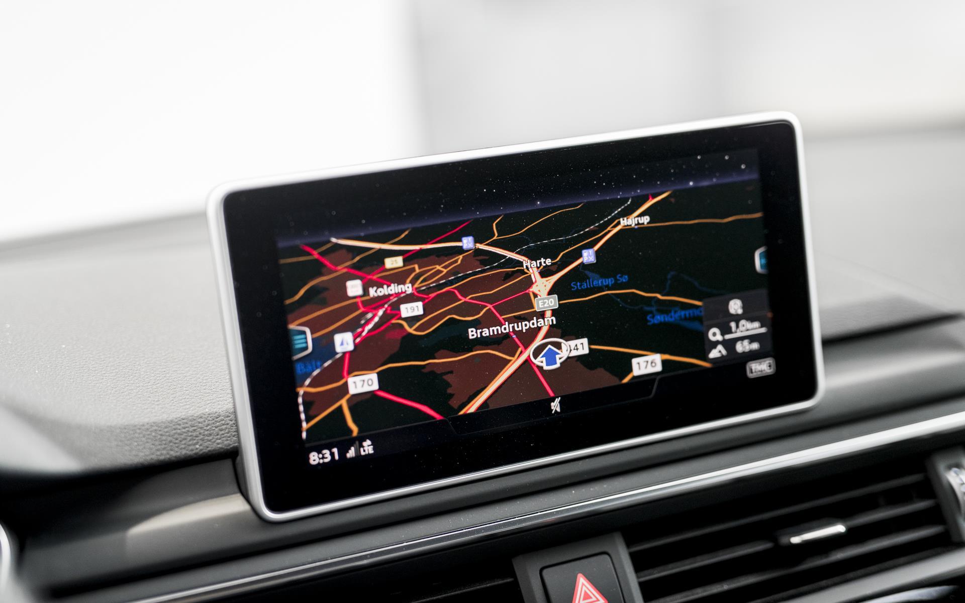 Avant 2,0 TDI S-Line Black Edition TipTronic 190HK Stc  image18