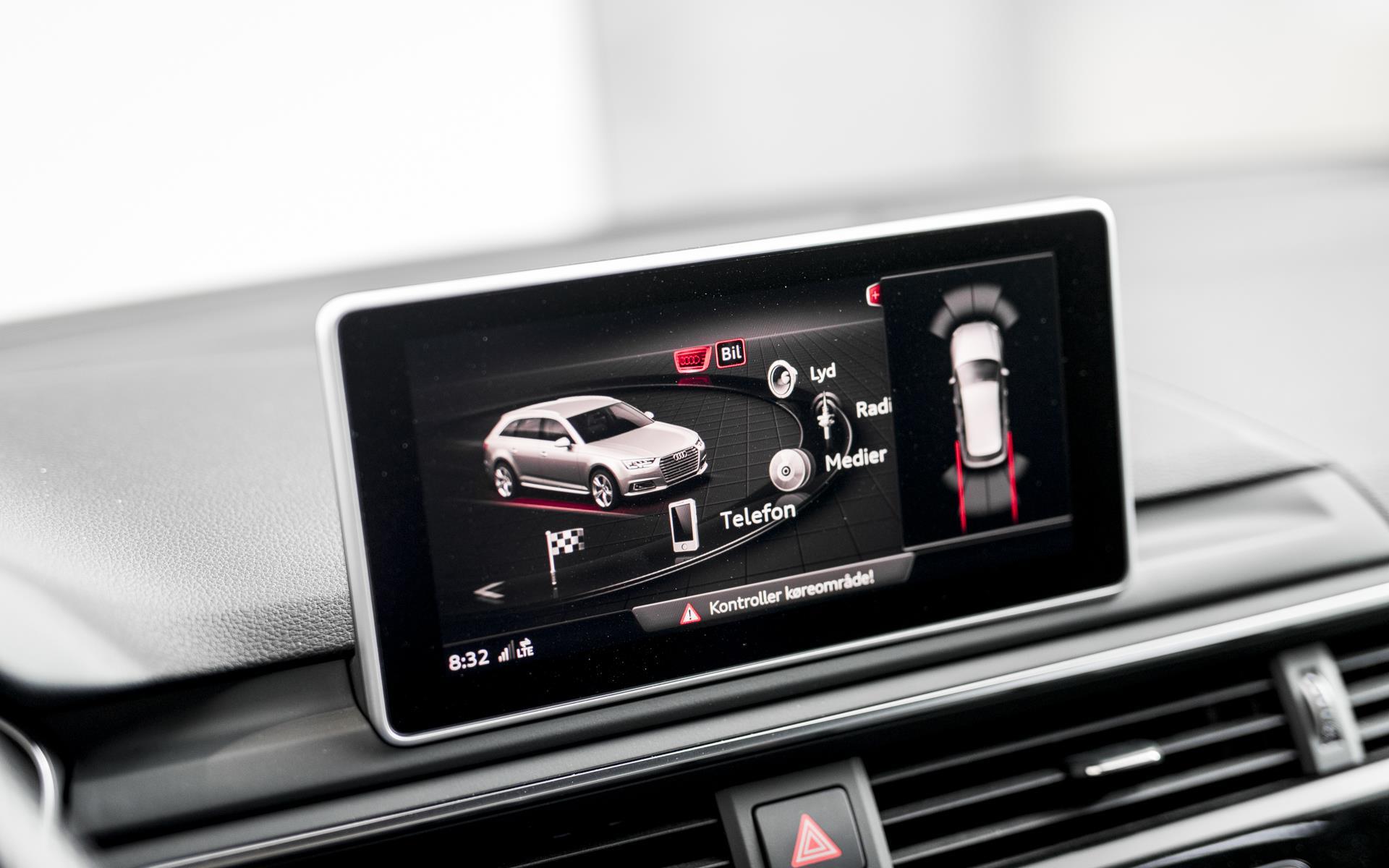 Avant 2,0 TDI S-Line Black Edition TipTronic 190HK Stc  image21