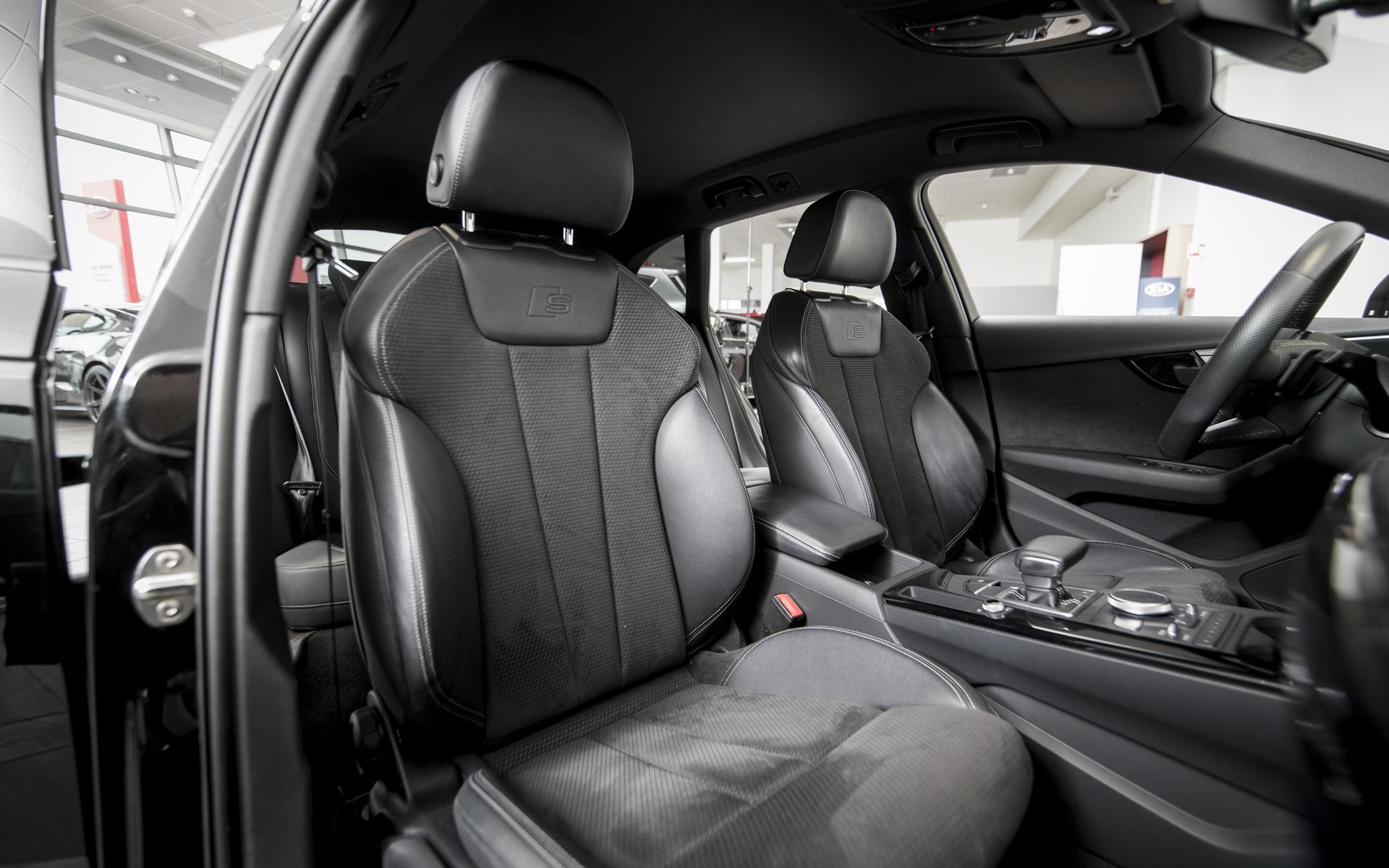 Avant 2,0 TDI S-Line Black Edition TipTronic 190HK Stc  image11